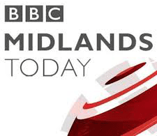 As seen on BBC's Midlands Today