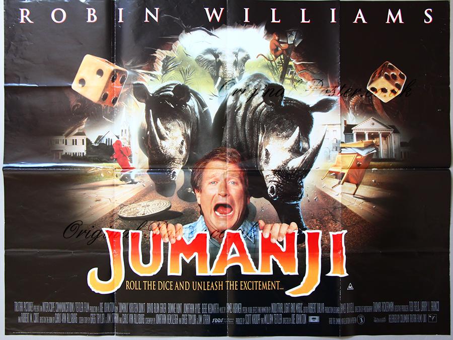 Jumanji (1/8) Movie CLIP - Wasps and Monkeys (1995)