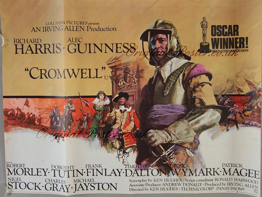 an analysis of the historical film cromwell directed by ken hughes Ken hughes's wiki: kenneth graham ken hughes (19 january 1922 – 28 april 2001[3]) was a british film director, writer and producer, who is best known as the co.