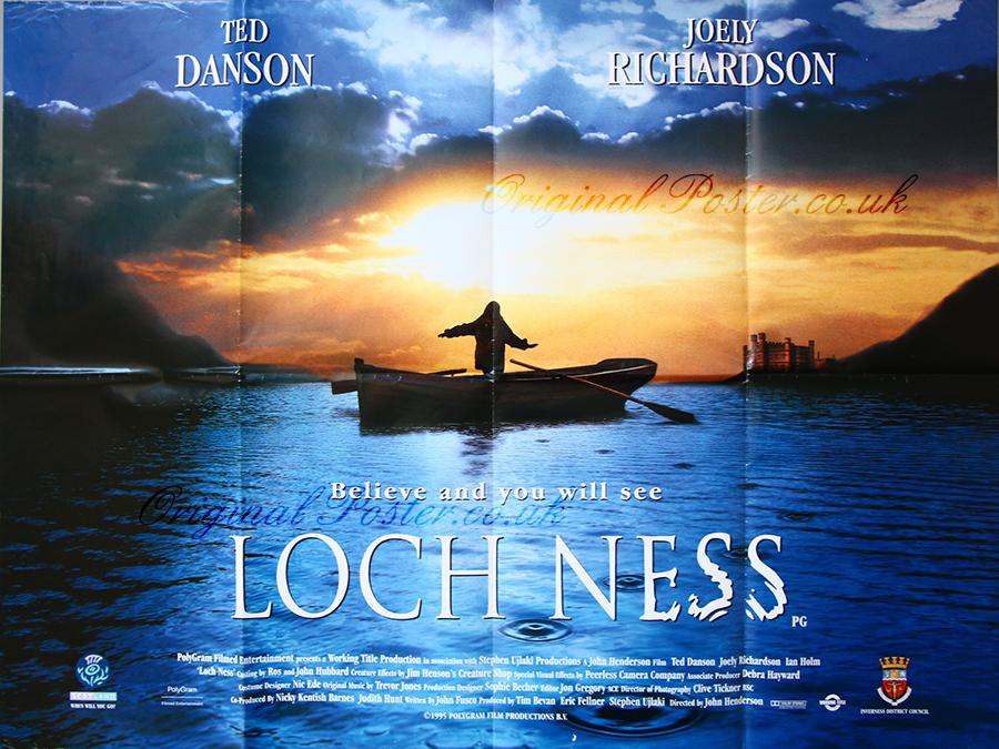 Loch ness 1996 full movie