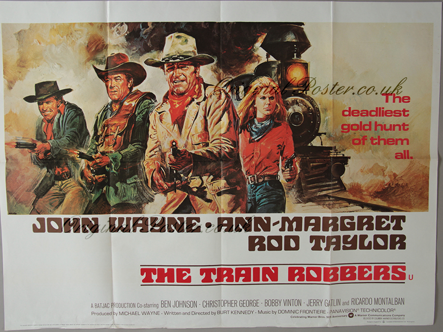 MOVIE POSTER THE YOUNG GUNS1956LOBBY CARDWESTERNRUSS