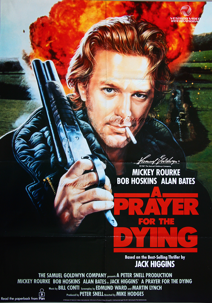 A PRAYER FOR THE DYING (1987) - Film in het Nederlands