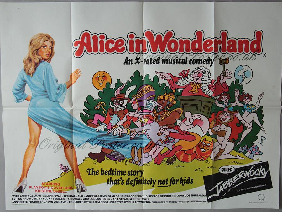 Alice in Wonderland 1976 film  Wikipedia
