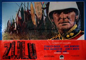 Zulu Original Vintage Film Poster Original Poster Vintage Film