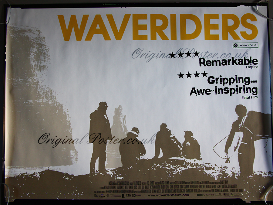 Waveriders, Modern Film Posters | Original Poster ...