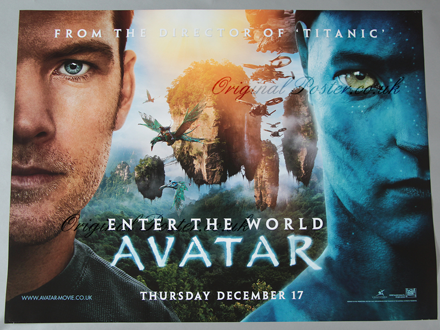avatar modern film posters original poster vintage film and