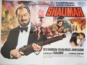 Shalimar the movie